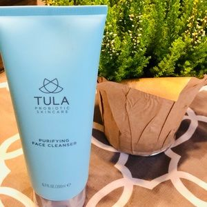 TULA FACE CLEANER-NEW